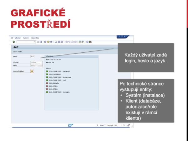 SAP Návod / User guide