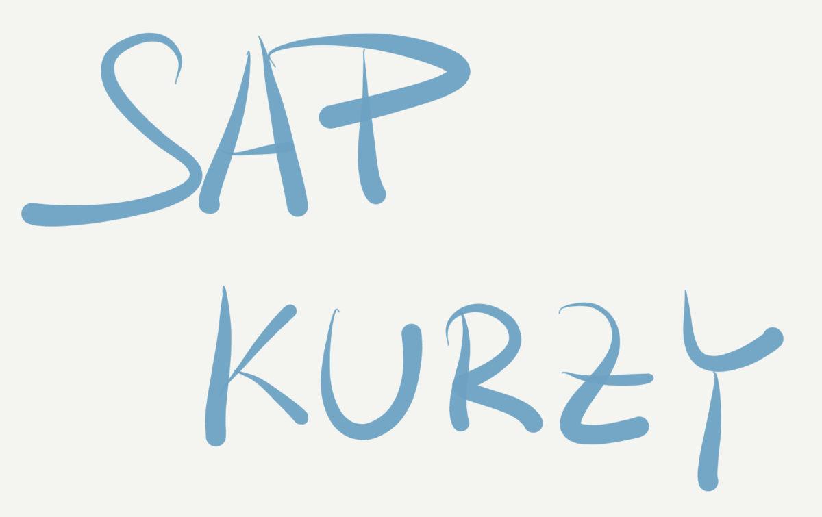SAP kurz