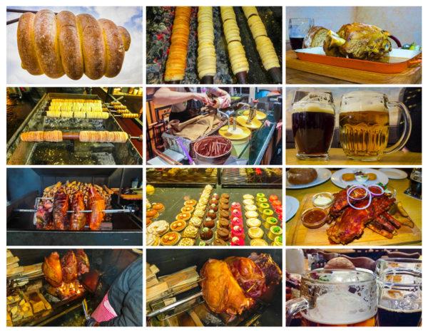 Kurz Typická česká jídla - Typical street Czech food